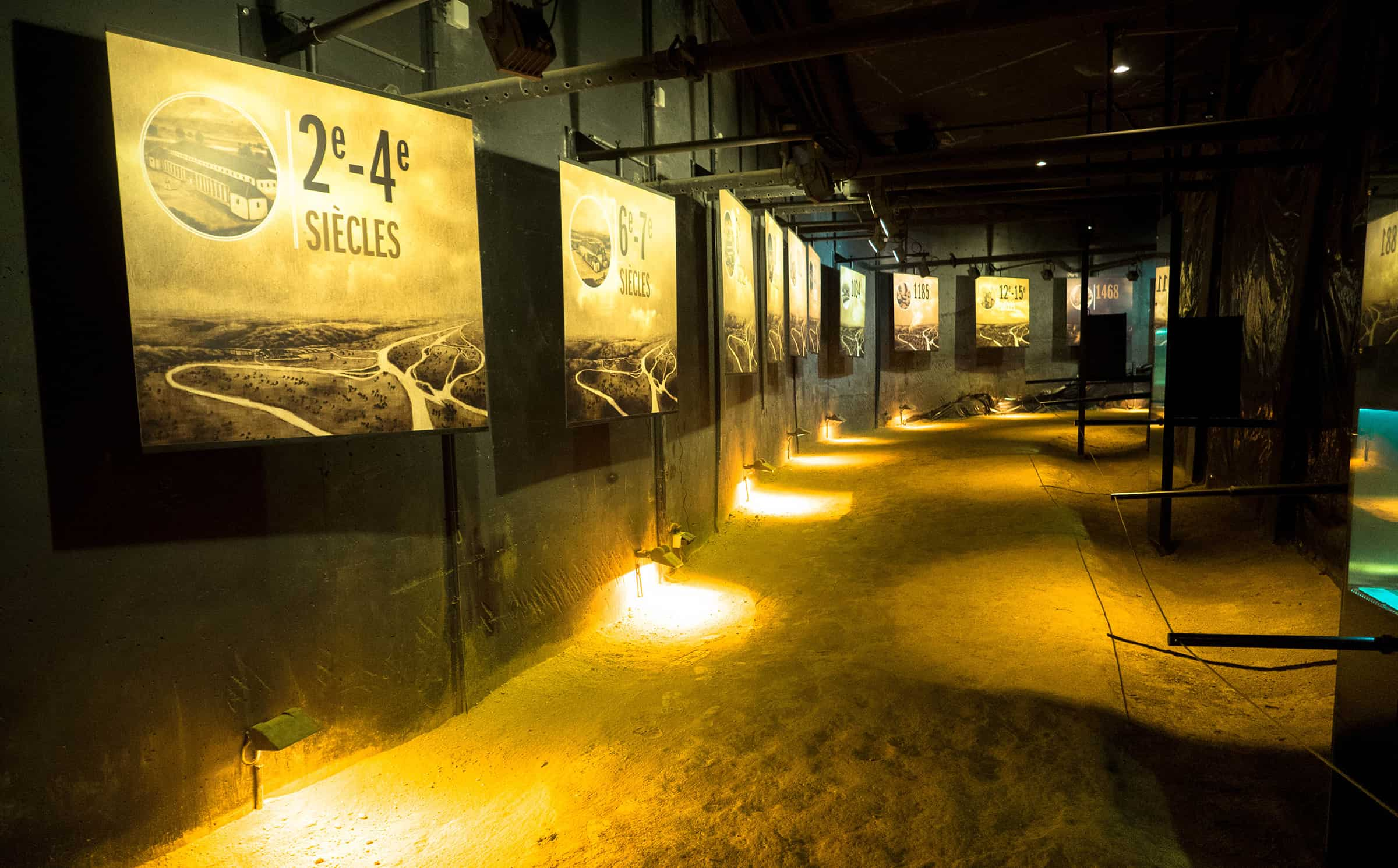 Archeoforum in Luik 1