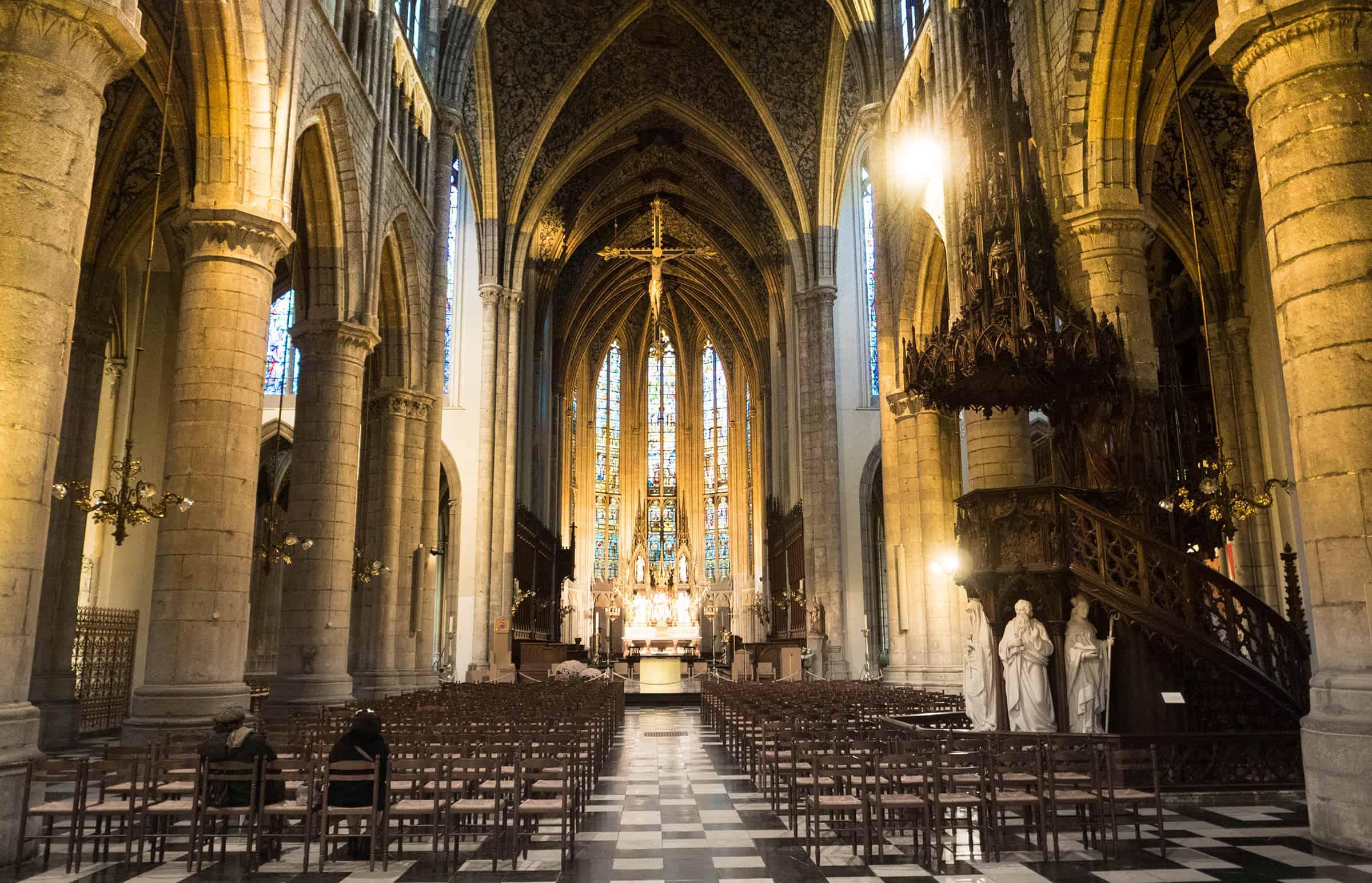 Cathedrale Saint Paul de Liege 1