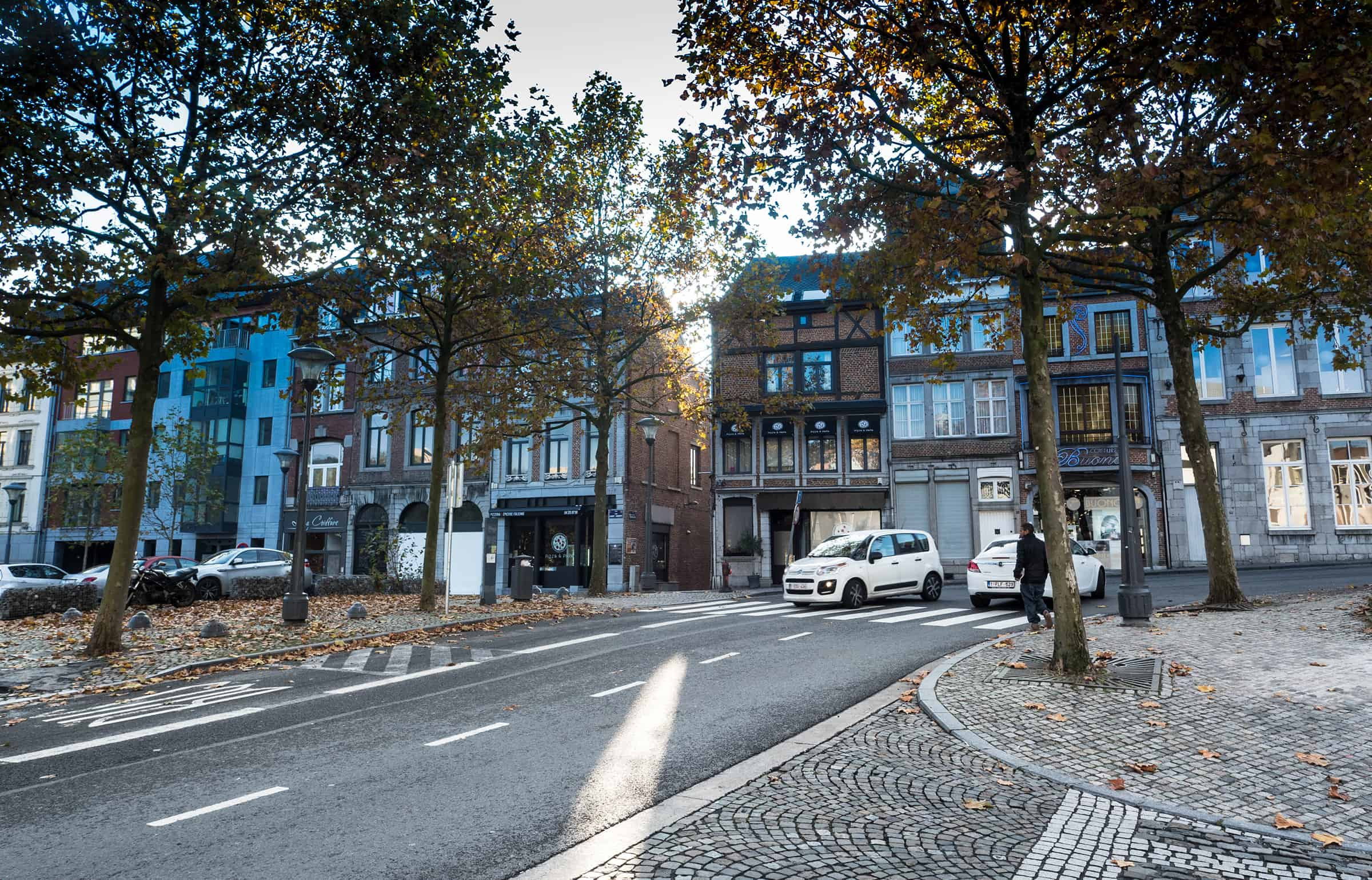 Het centrum van Luik 2