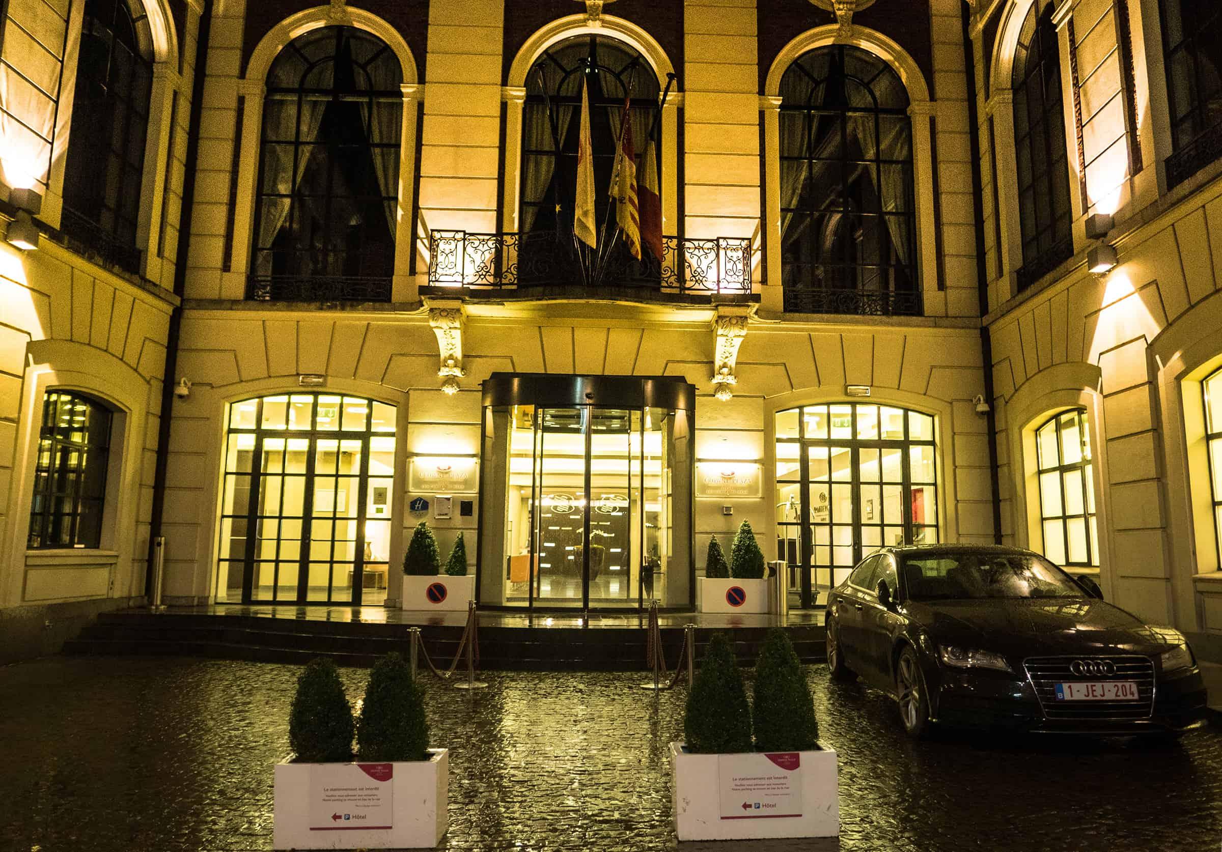 Van der Valk Hotel Sélys Liège Luik 1