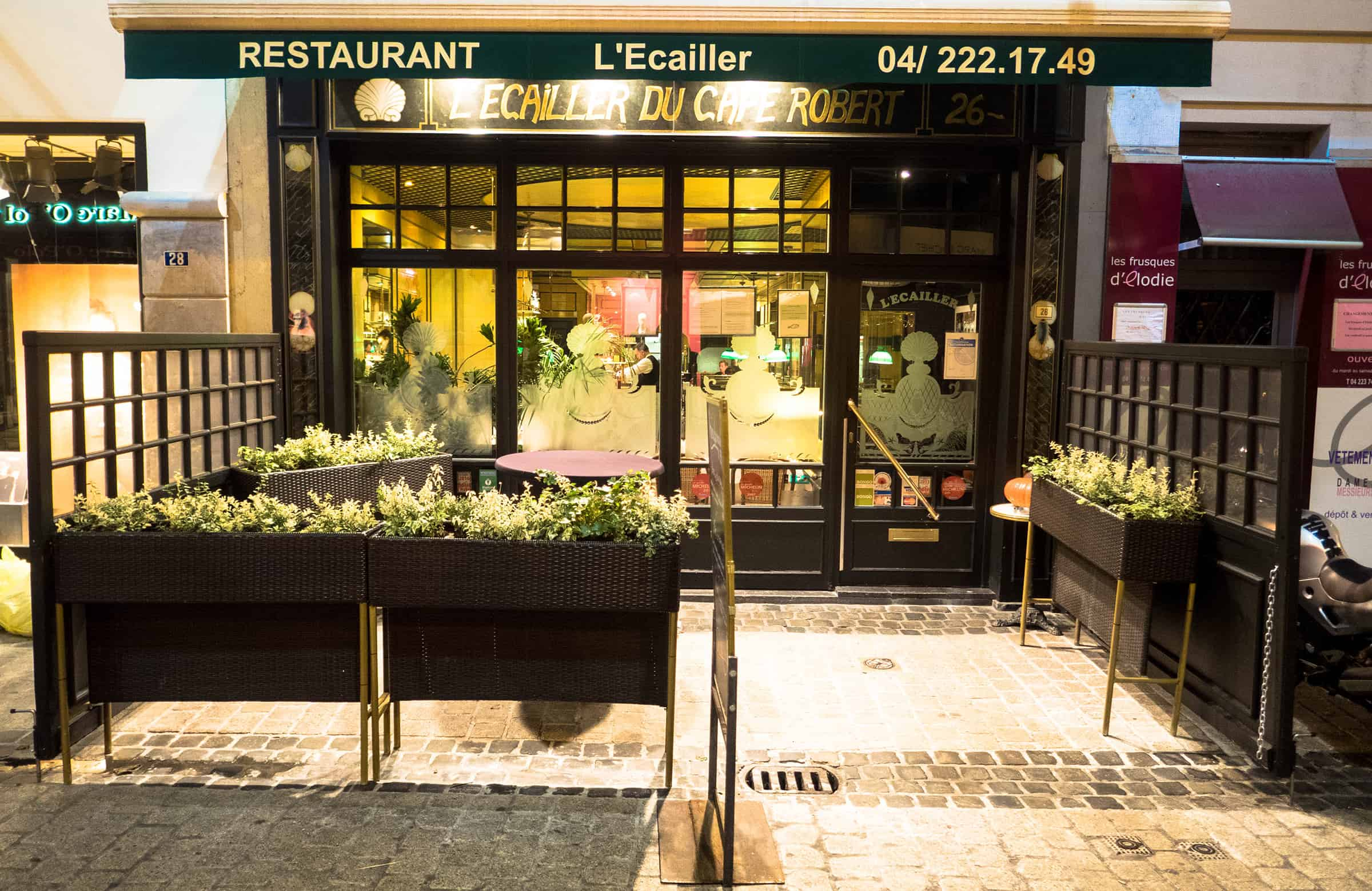Restaurant in Luik