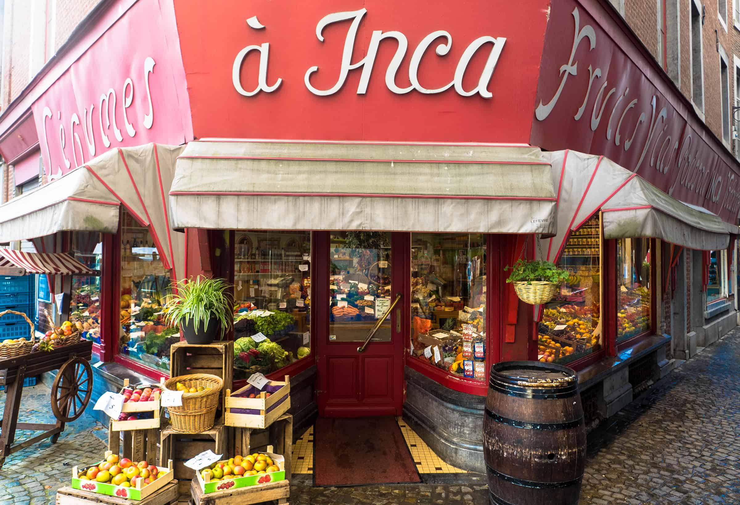 Winkeltje in Luik 2
