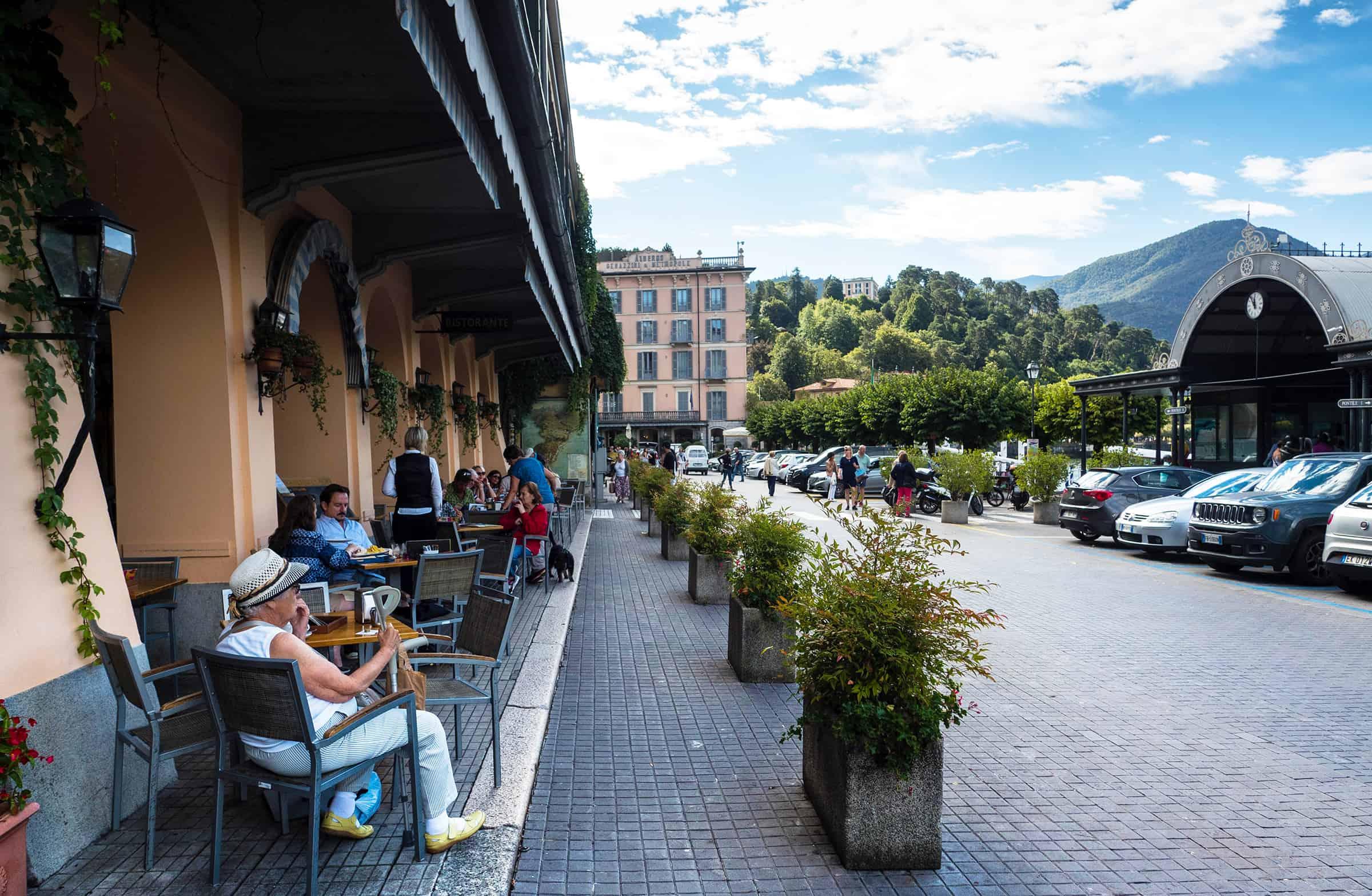 Het leuke dorp Bellagio 4