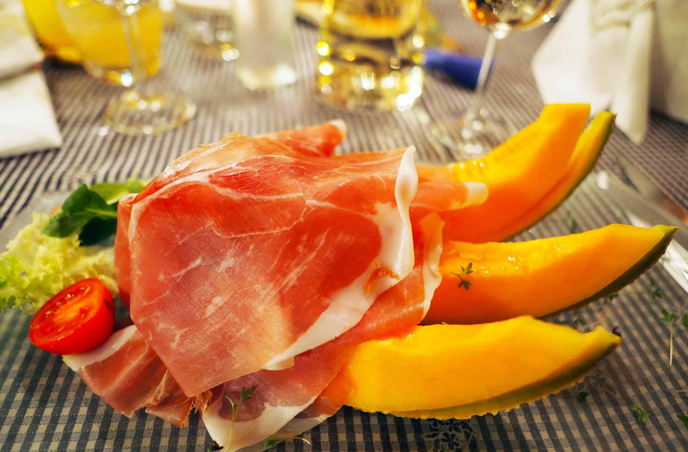 Heerlijk Italiaans eten in de Dolomieten