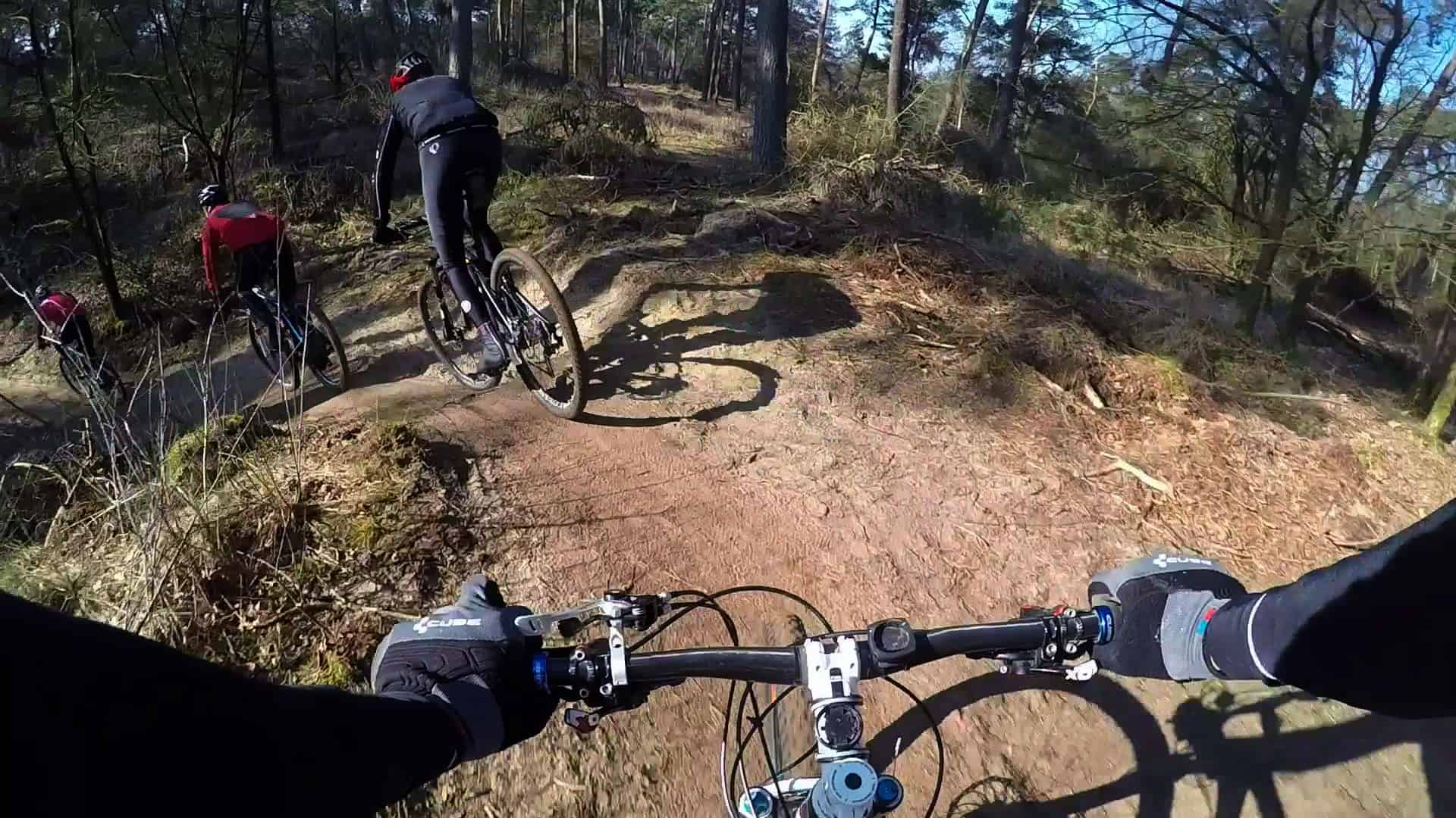 Mtb routes in Nederland