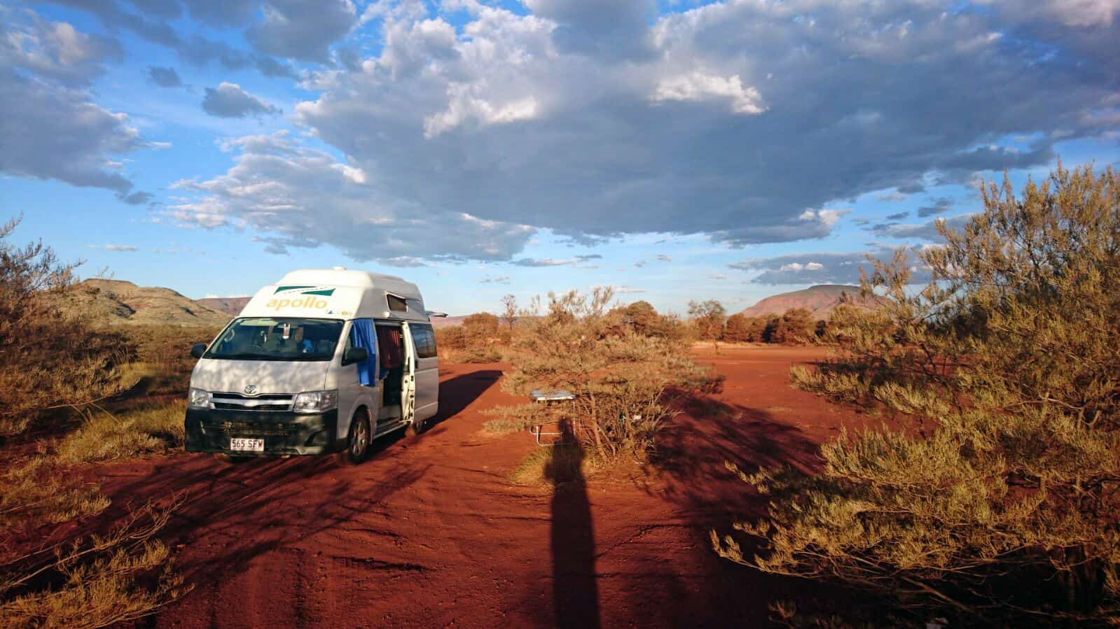 Fantastische outback ervaring