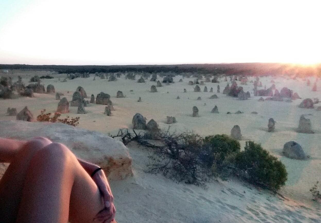 De Australische westkust