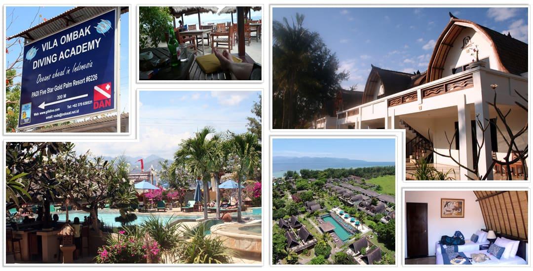Villa Ombak Resort, Gili Trawangan