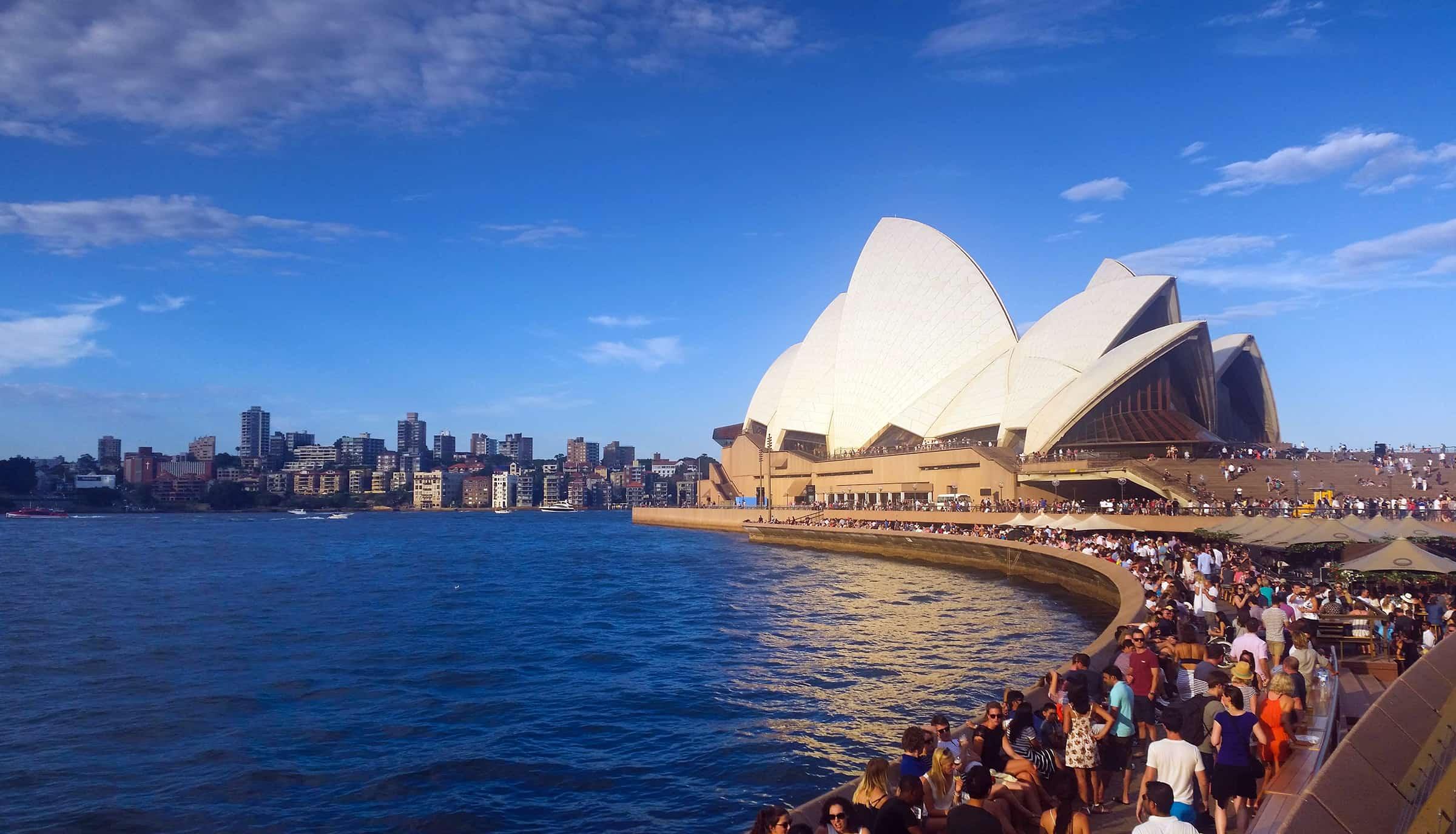 Het bekende Opera House