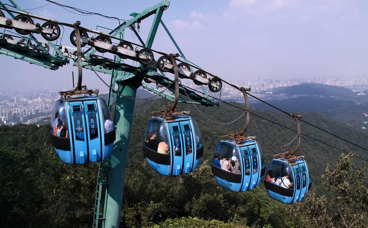 Hangzhou kabelbaan