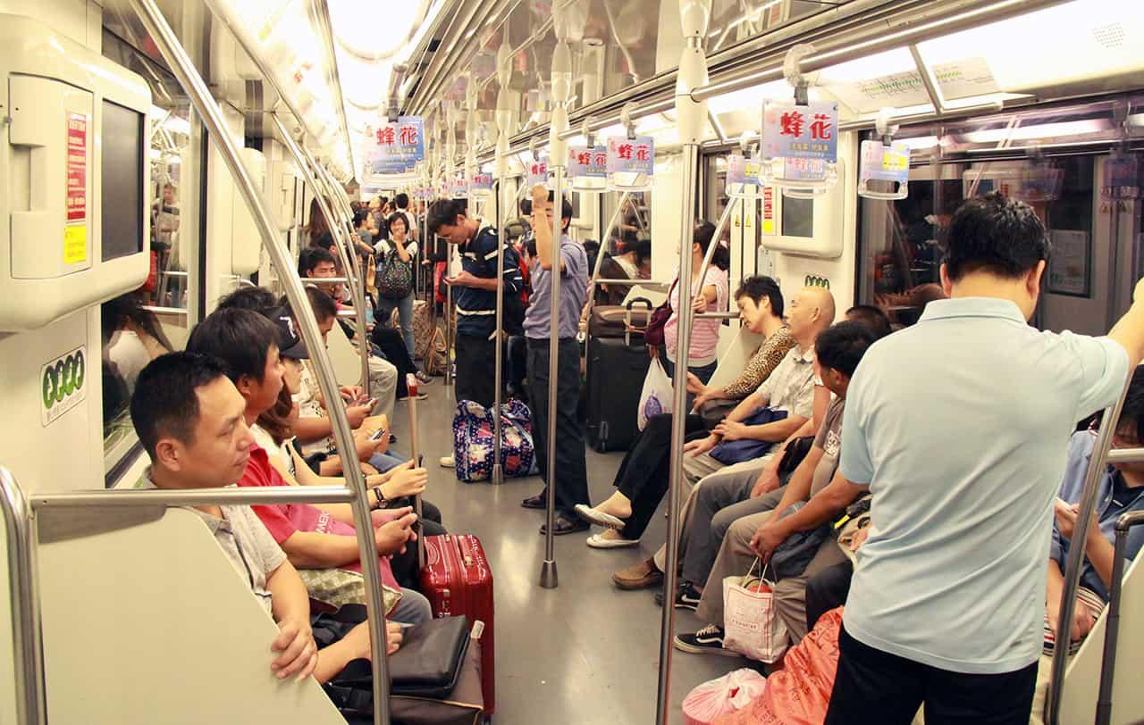 Metro van Shanghai