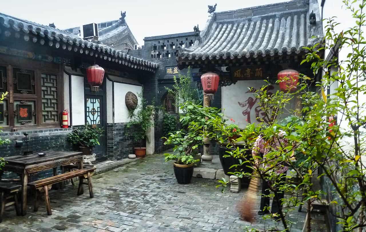Pingyao, prachtig traditioneel dorp