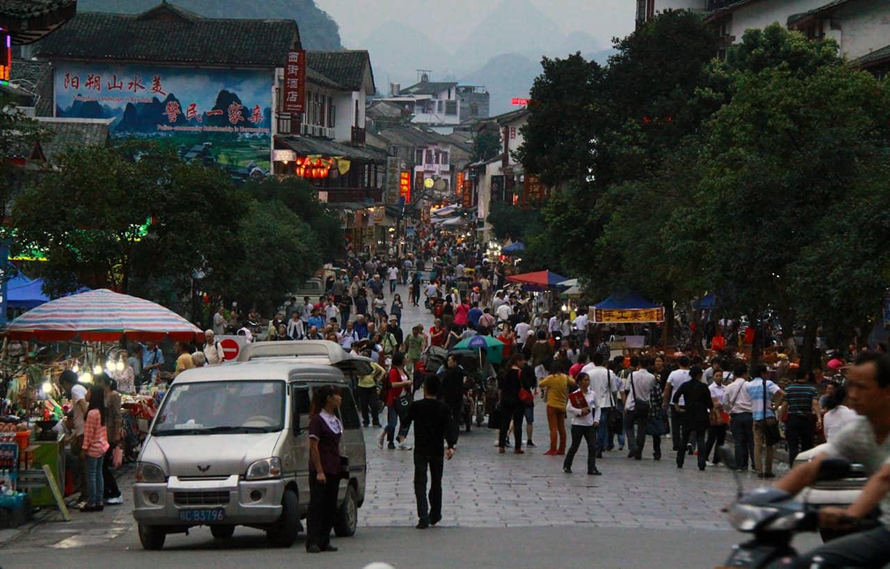 Yangshuo centrum