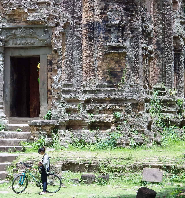 Mooie tempel