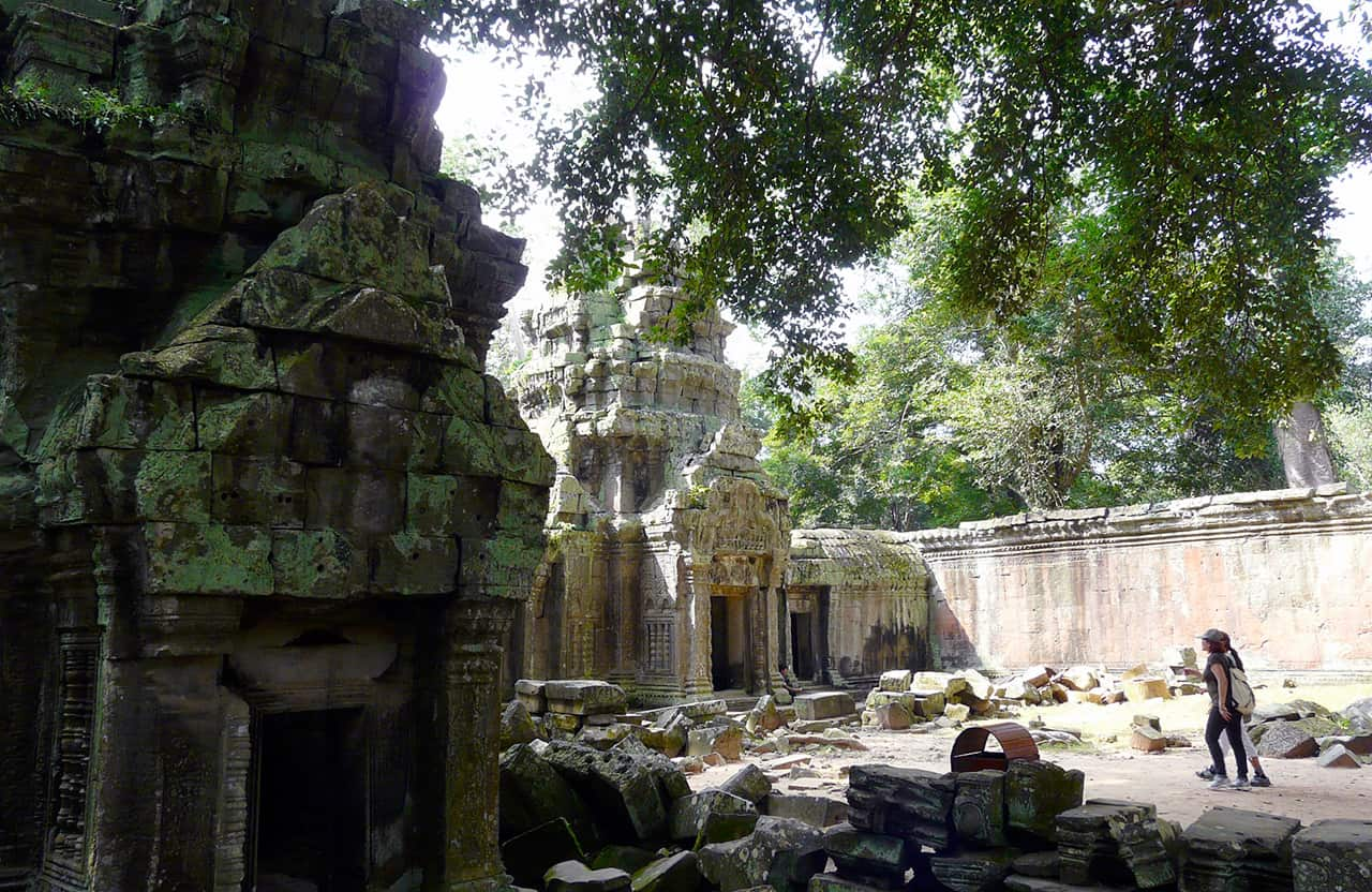 Overige tempels rond Siem Reap