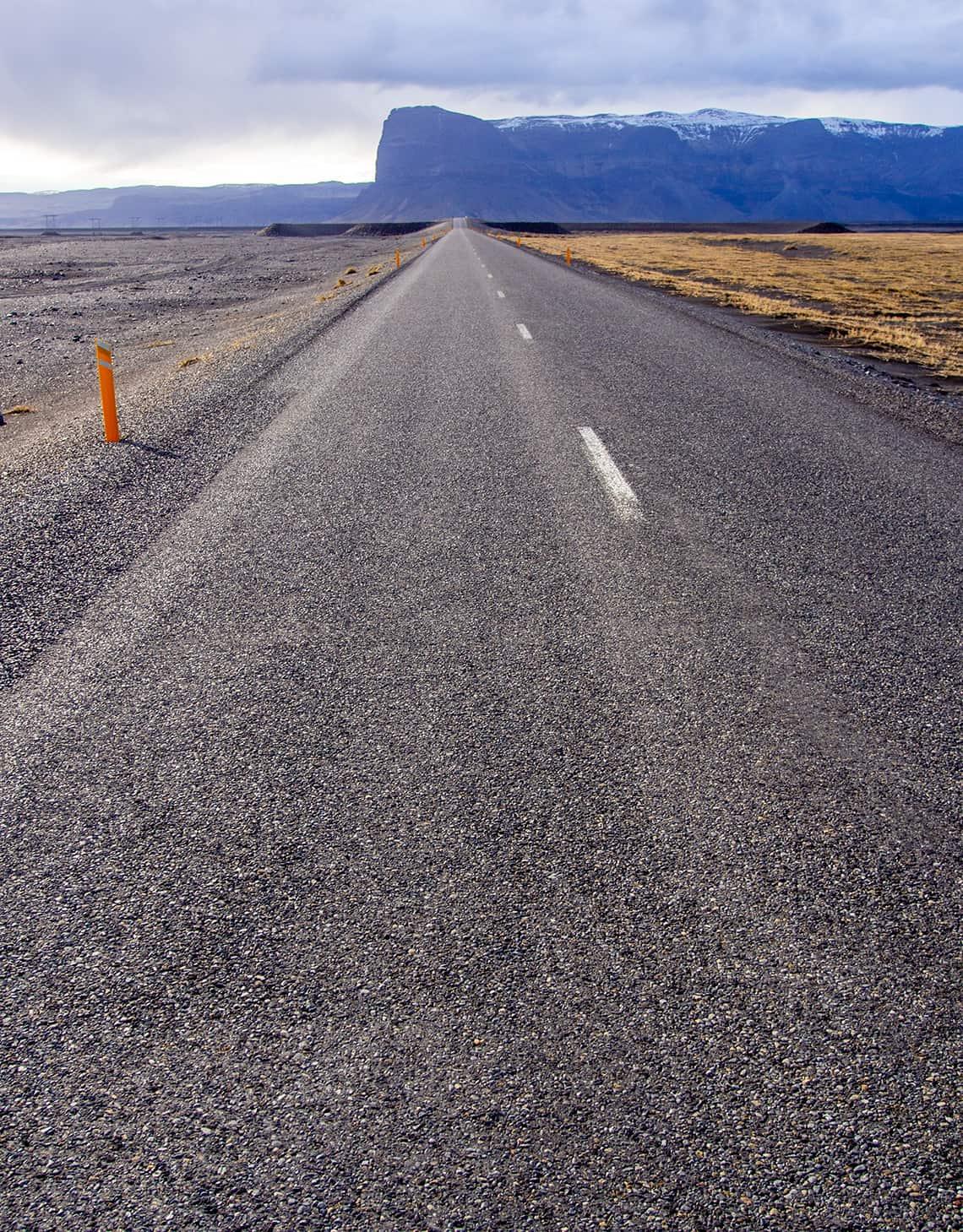 Ringweg nr. 1 in ijsland