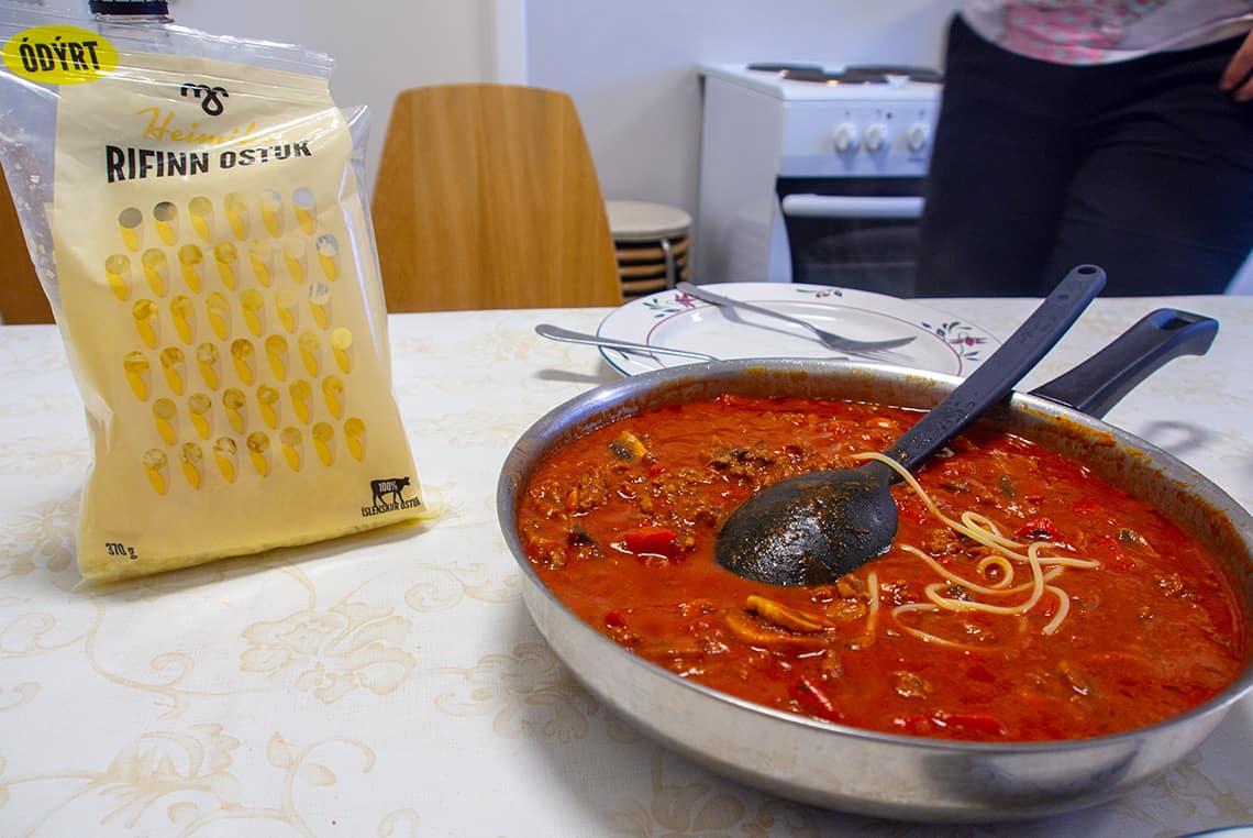 Zelf koken in IJsland