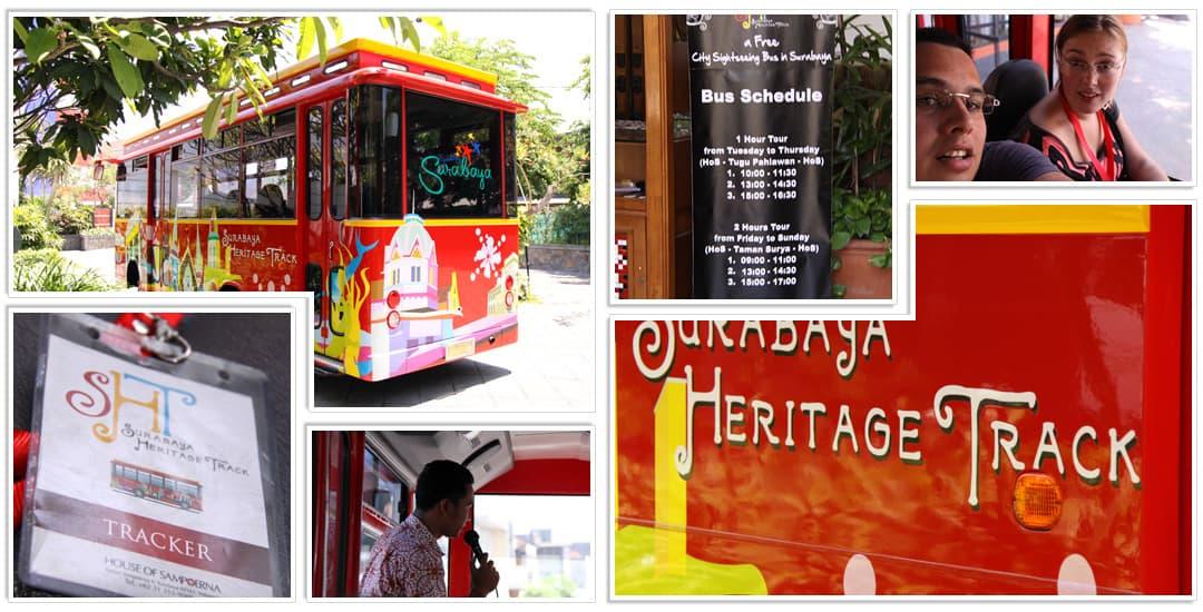 Heritage Track Surabaya