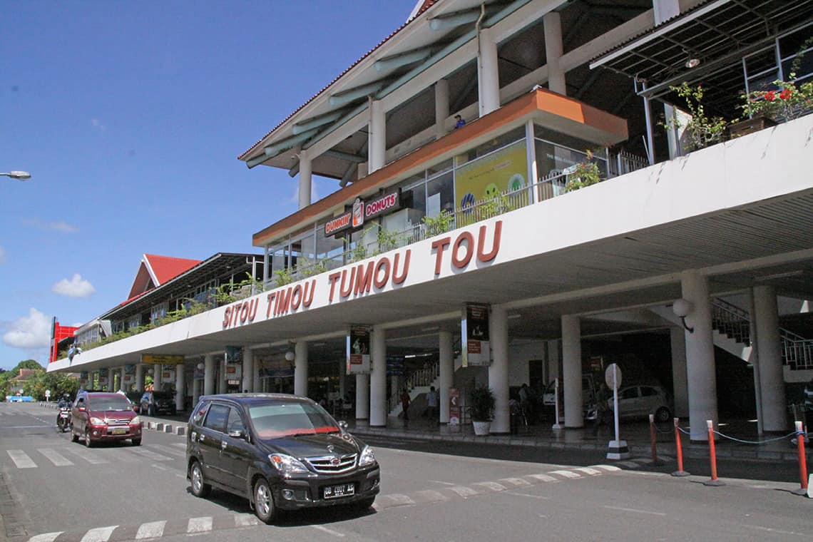 Manado International Airport