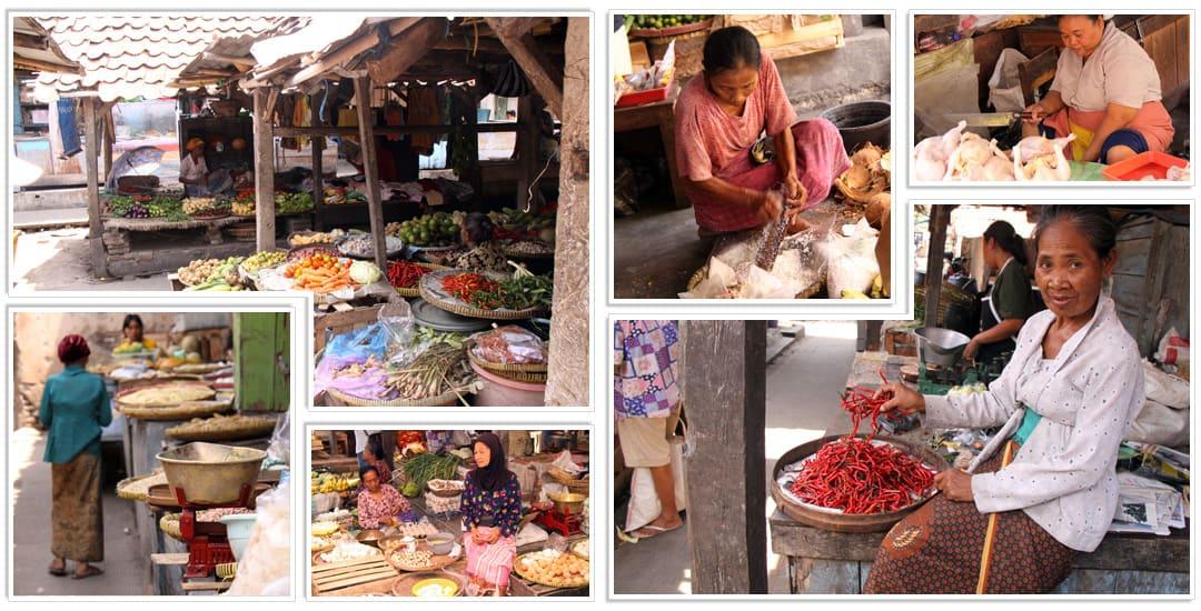 Yogyakarta (vogel)markt