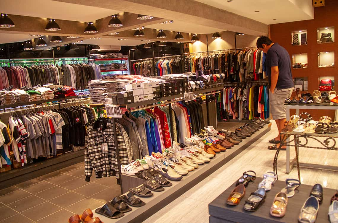 Factory Outlets in Bandung