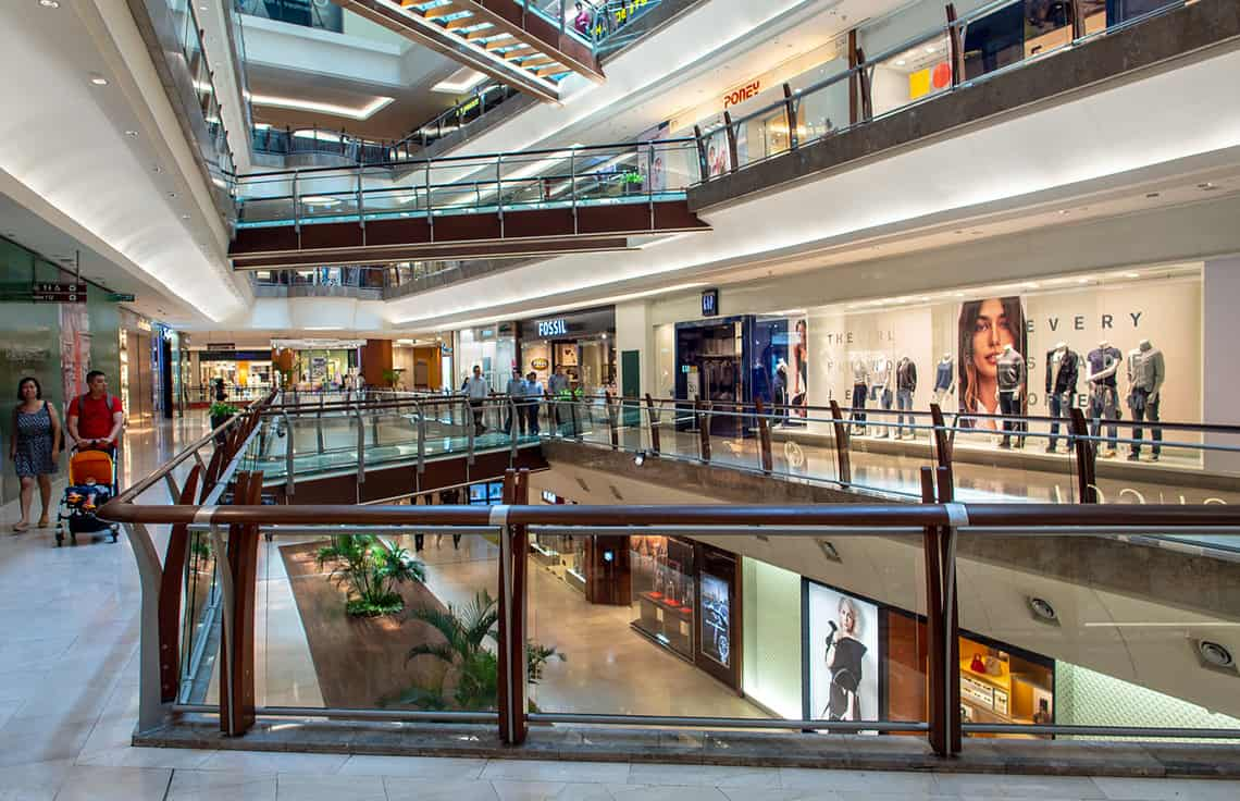Shoppen in Kuala Lumpur