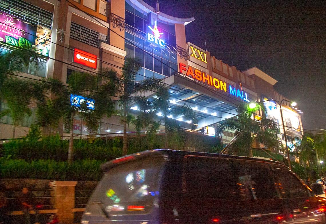 Winkelen in Bandung