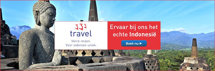 Schitterende Indonesië-reizen van 333travel