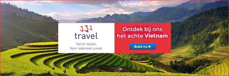 Schitterende reizen naar Vietnam bij 333travel