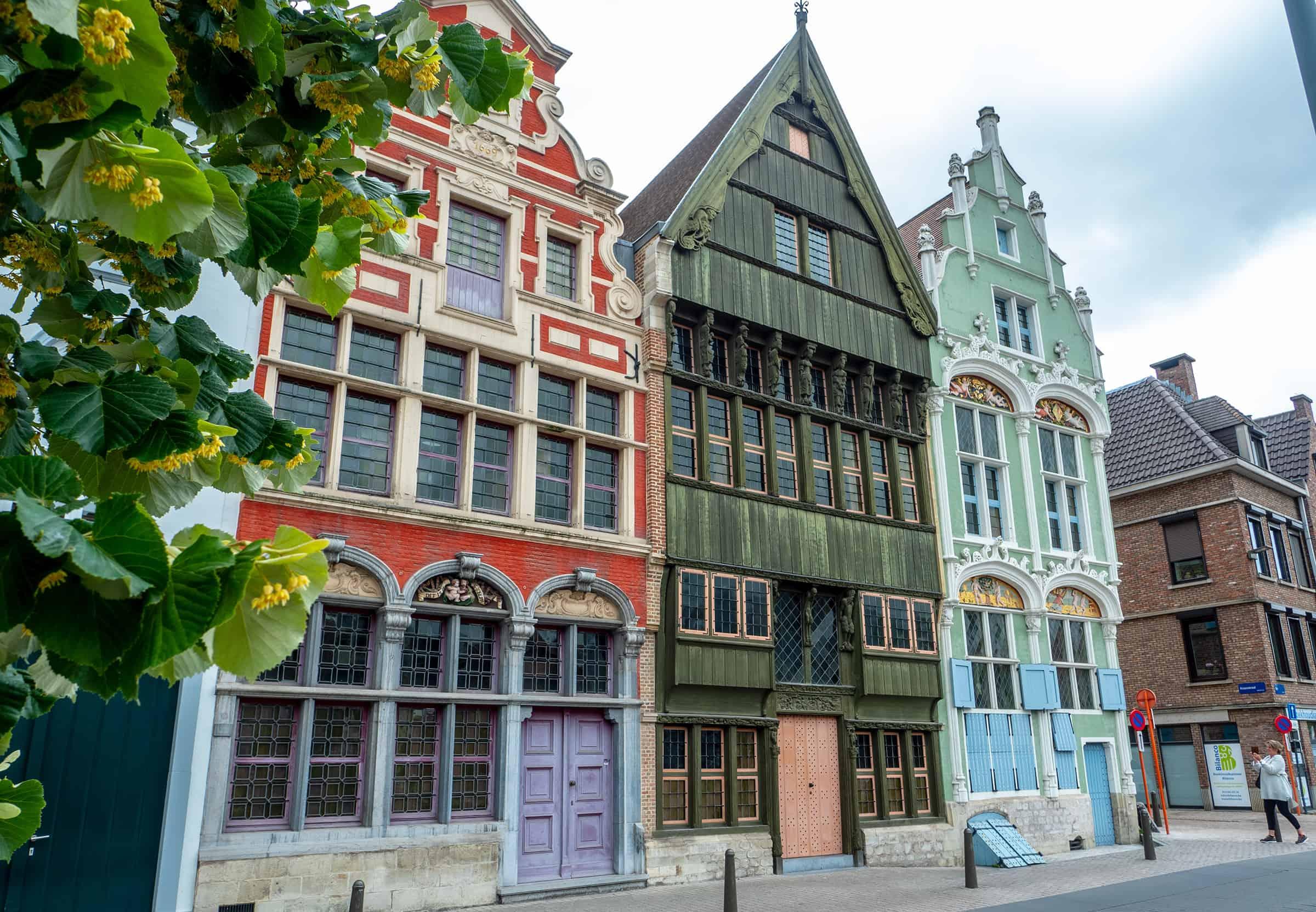 Haverwerf in Mechelen