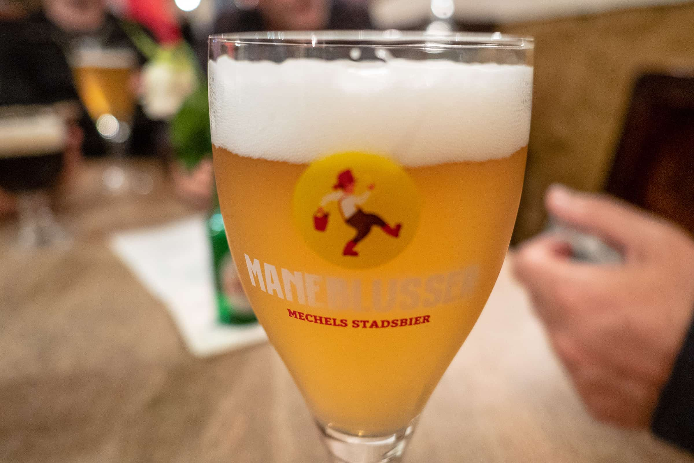 Lekker Maneblusser biertje