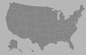 Reizen naar het oosten van de VS