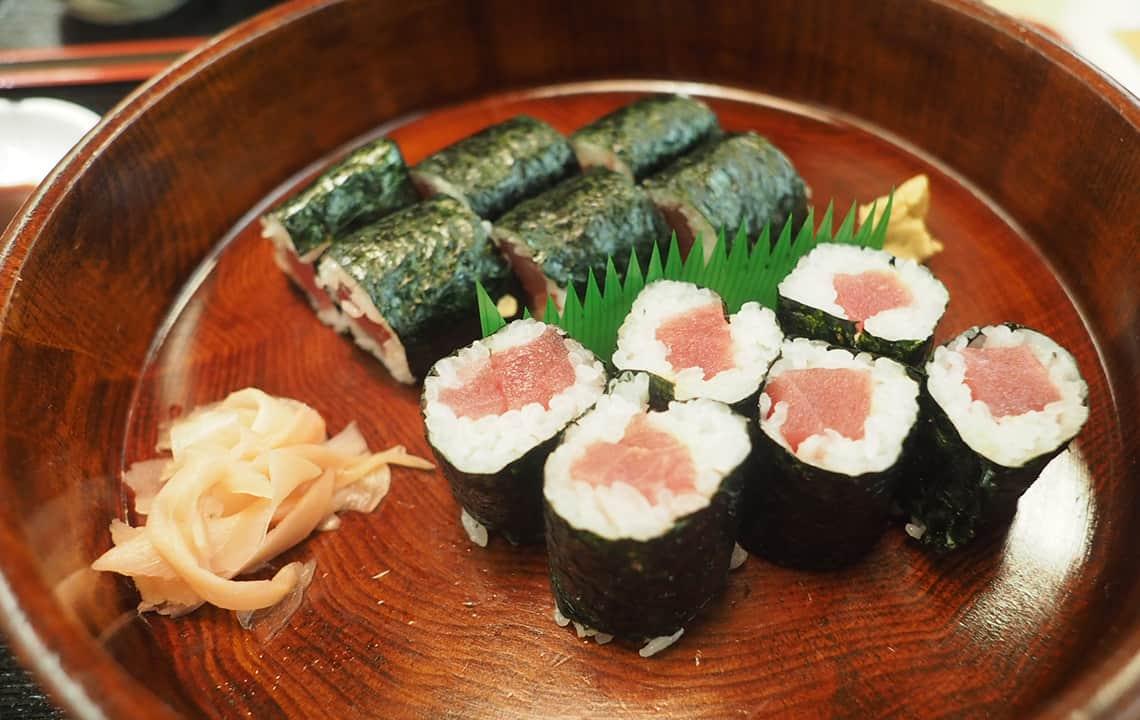 Lekker eten in Kyoto
