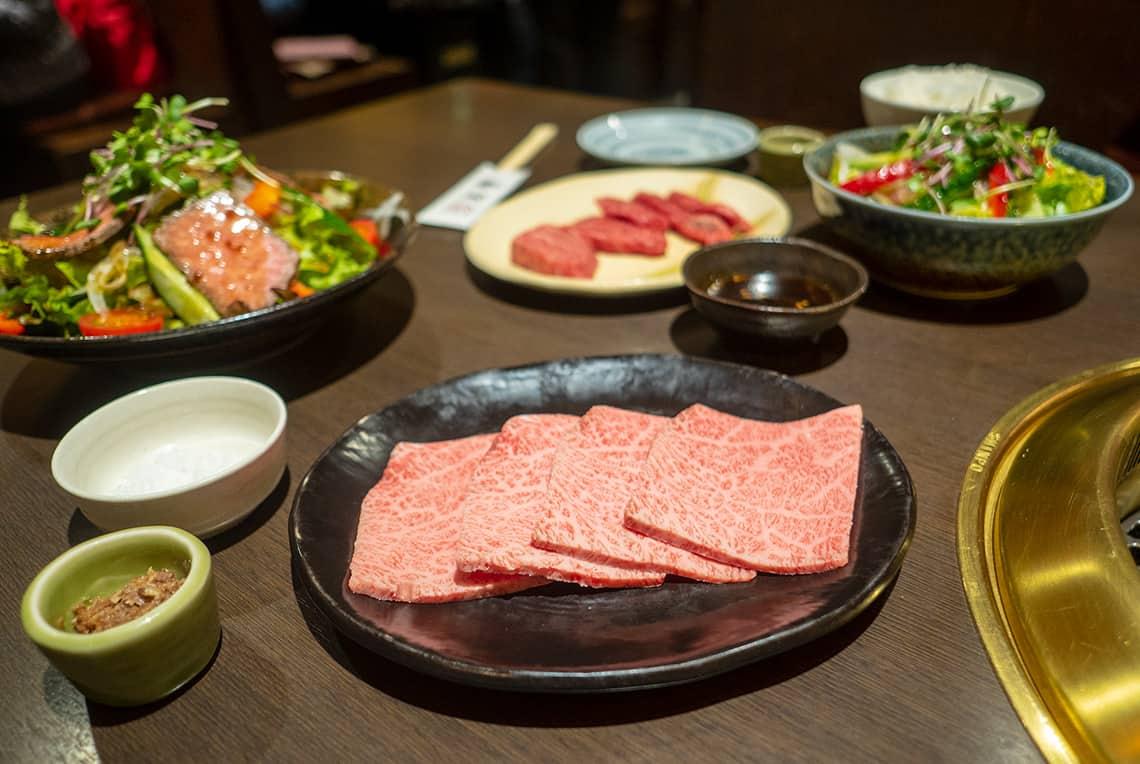 Wagyu vlees