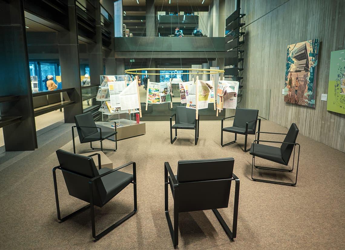 Publieke bibliotheek de Krook