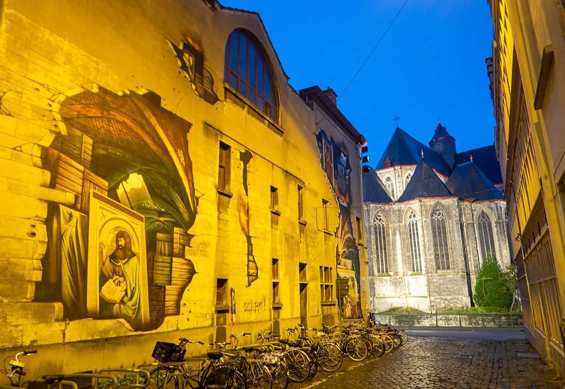 Street-art Gent