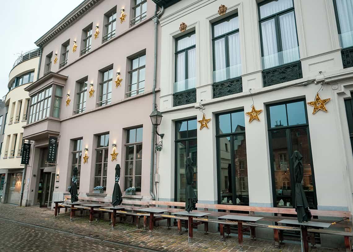 Hotel Harmony, Gent