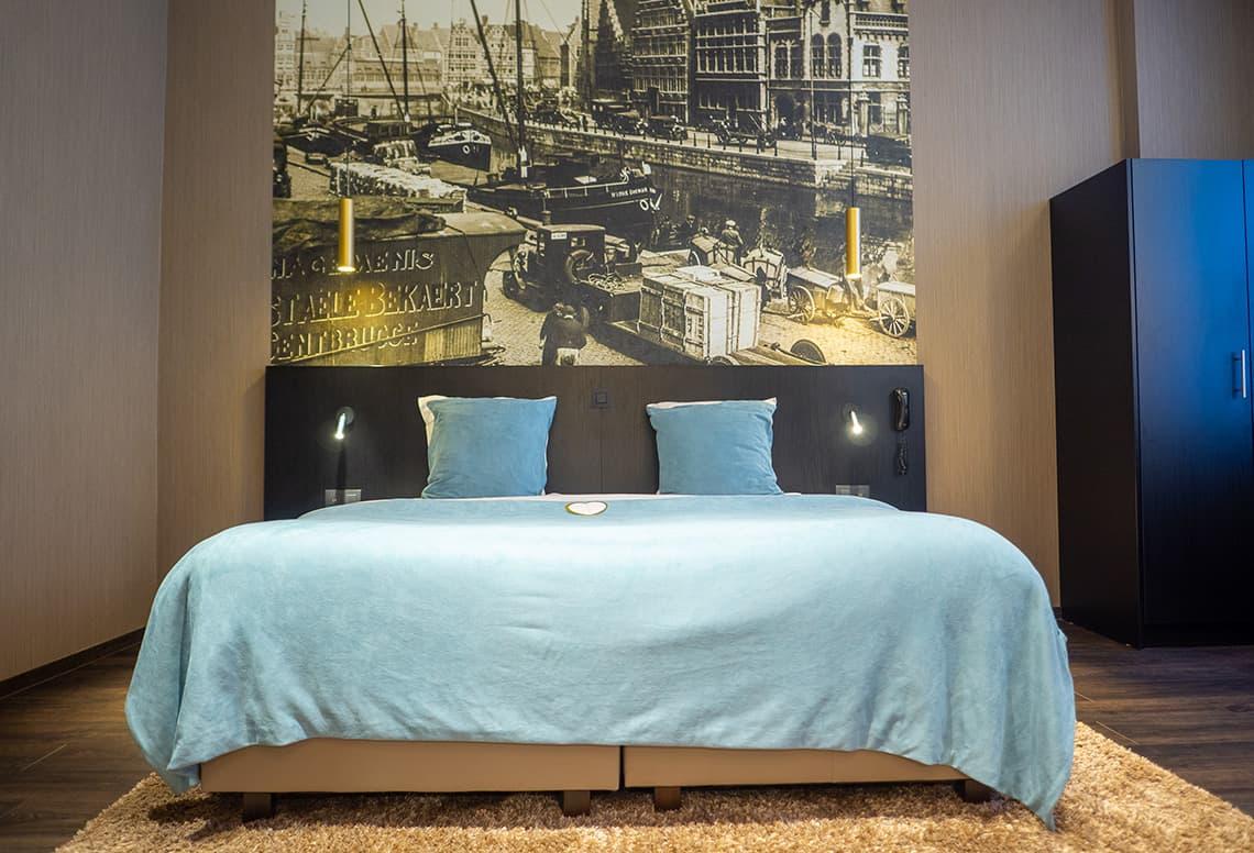 Kamer Hotel Harmony, Gent