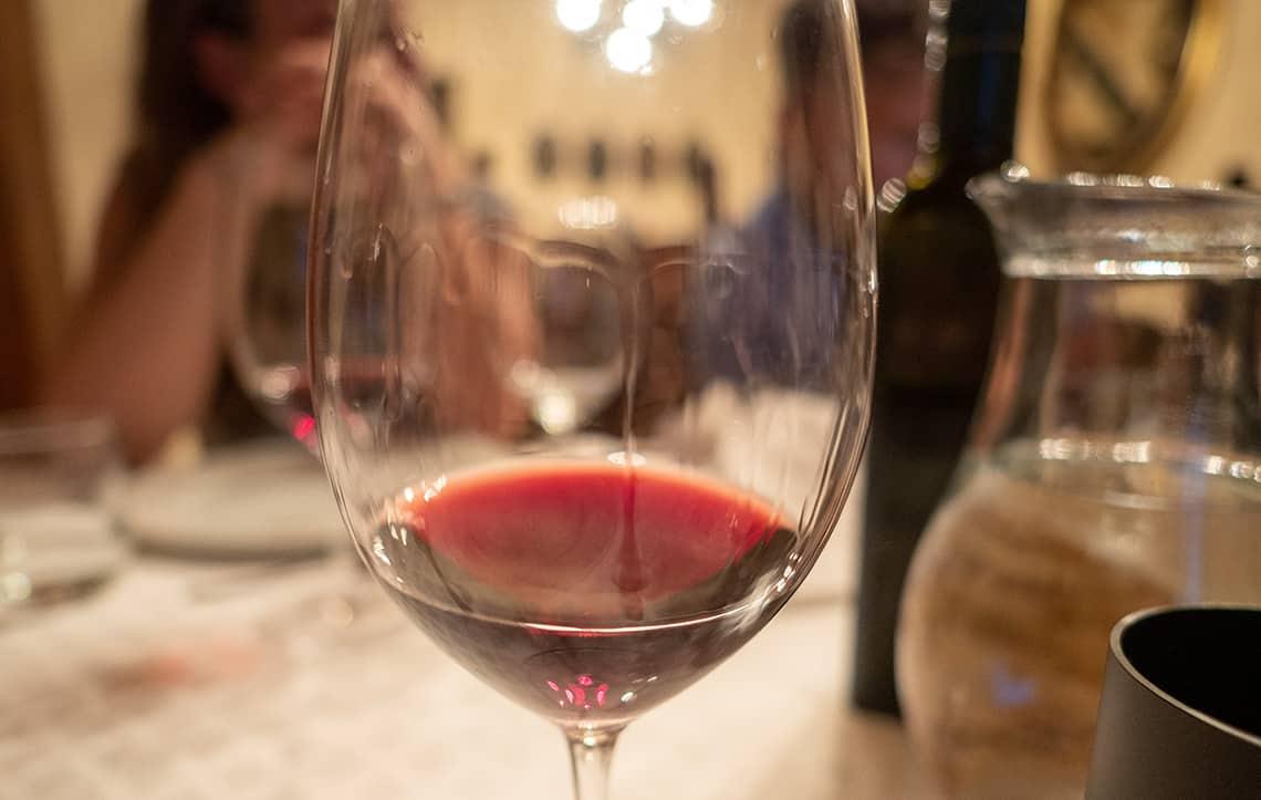 Wijnproeverij Chianti