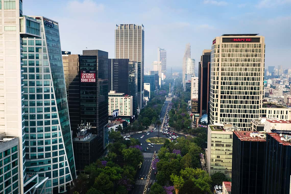Filmlocaties in Mexico-Stad