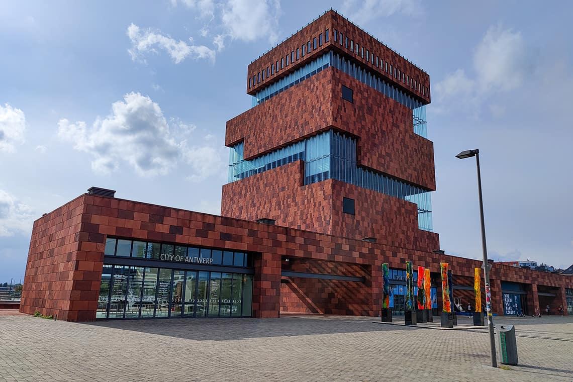 MAS (Museum aan de Stroom)