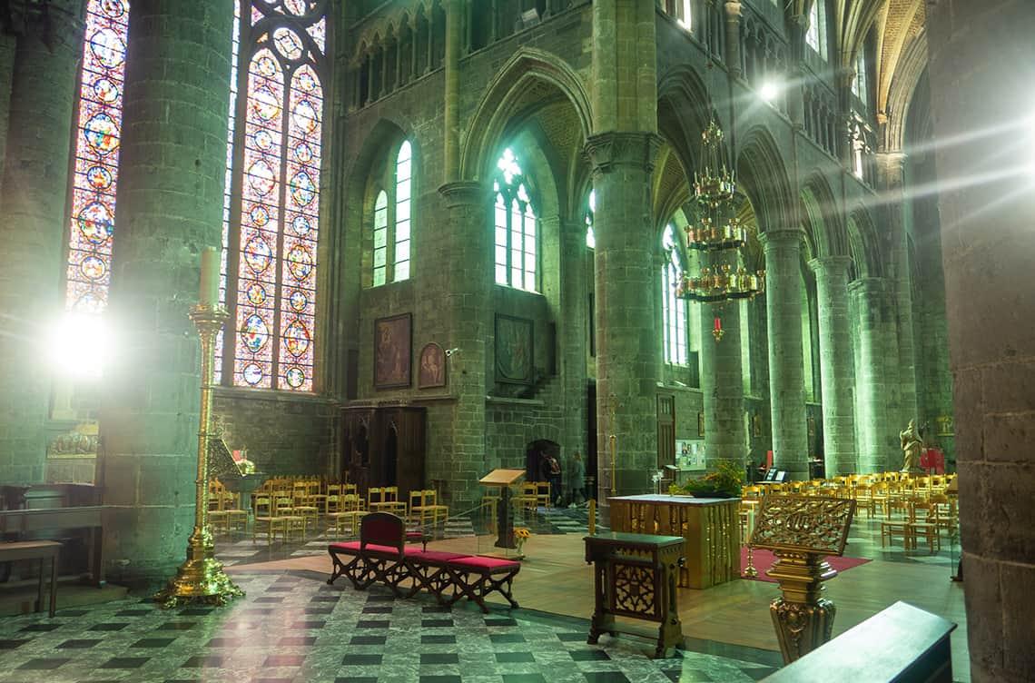 Onze Lieve Vrouwekerk Dinant